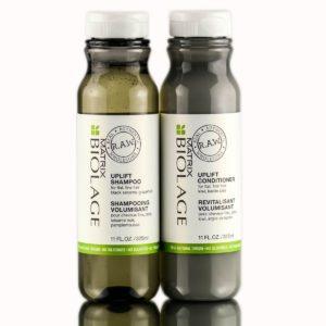 Shampoo + Conditioner Uplift Biolage R.A.W
