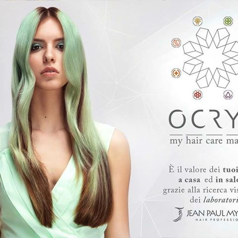 OCRYS haircare
