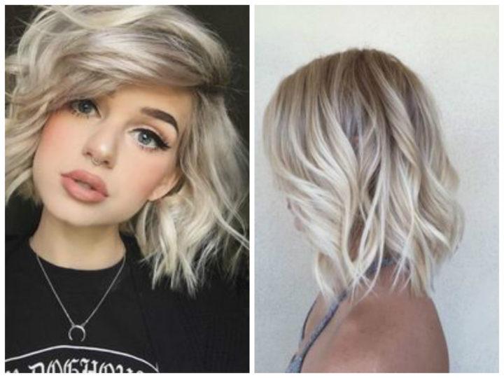 Famoso Tagli capelli corti 2017: i trend del momento - DaDa Shop  WD68