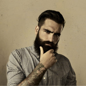 SCOTTISH BEARD linea uomo